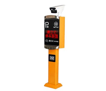 车牌识别系统:云停车出入控制机 精英型 TPM-5100