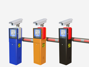车牌识别系统:云停车道闸一体机 TPM-3101(LCD)