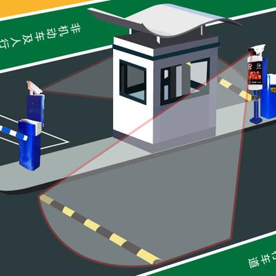 车牌识别系统(网关版)